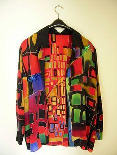 silk painted shirt1   Flickr - Photo Sharing!