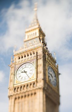 Big Ben | London.
