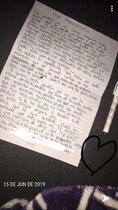 Esta carta desgraciada , puño y letra...😋🤭🐁🐁🐁🐁 Cute Boyfriend Gifts, Love Boyfriend, Boyfriend Anniversary Gifts, Surprise Boyfriend, Funny Relationship Pictures, Relationship Gifts, Love Phrases, Love Words, Love Gifts