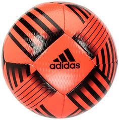 779fc1c7fe60 adidas Performance Nemeziz Glider Soccer Ball, Solar Red/Black, Size 4. Lo  Sports · Soccer Balls
