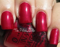 Brand: OPI // Collection: Wocka Wocka! // Color: Muppets (Holiday 2011) // Blog: The Polishaholic