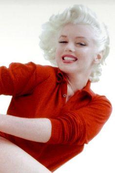 Marilyn Monroe photographed by Milton Greene ~ 1955