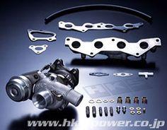 DX Sports Turbine Kit/FULL TURBINE KIT | TURBO | PRODUCT | HKS