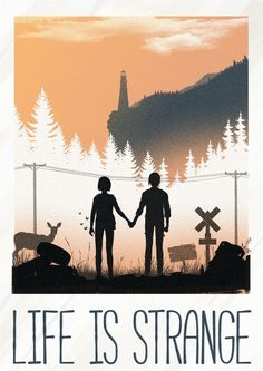 Life is Strange Poster - Felix Tindall Life Is Strange Wallpaper, Life Is Strange Fanart, Life Is Strange 3, Strange Art, Game No Life, Arcadia Bay, Video X, Weird Art, Framed Art Prints
