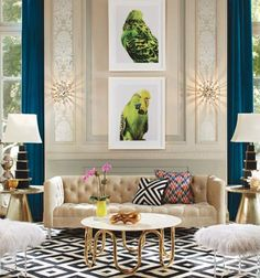 Jonathan Adler Catalog Proves That The 1960s And The 'Renaissance' Belong Together (PHOTOS)