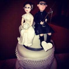 Wedding Cake  fishing