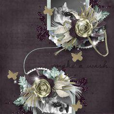 Kit: Make a wish / Célinoa's Designs Template: Tif Scrap http://digital-crea.fr/shop/tif-scrap-c-155_291/template-feu-d-artifice-p-16976.html#.VB5bf290zIX