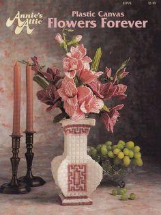 Flores centros de mesa florales de lona plástica ático modelo