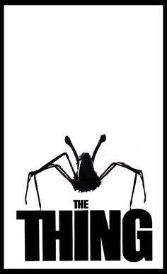 John Carpenter's The Thing was released in 1982