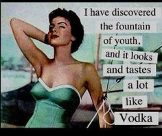 Pinup, Wit ,and Wisdom #InkedMagazine #quote #ohthatsfunny #vodka #drink #shots #wit #humor #women #woman #martini #wisewords #wisdom #pinup