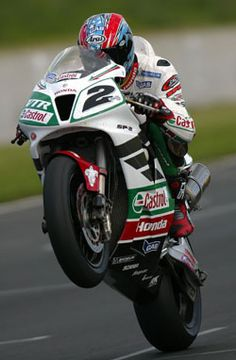 Colin Edwards, WSB Champion, Castrol Honda