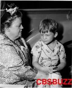 The Series Premier- Aunt Bee thinking that Opie doesn't like her is leaving, but Opie stops her because she doesn't know how to catch frogs, fish, play baseball . . .  who will take care of her?