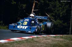Jody Scheckter, Tyrrell P34, 1976 German GP