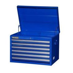 International Tool Storage Value 18.9375-In X 26-In 6-Drawer Ball-Bear