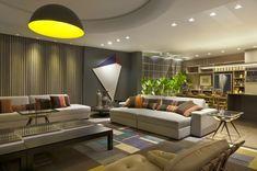 20 Cozinhas Integradas às Salas! Veja dicas e tendências de decoração! http://www.decorsalteado.com/2014/04/20-cozinhas-integradas-as-salas-veja.html