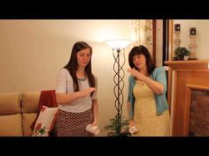 Paper Cup Pop Primary Music Activity idea - The Holy Ghost - Sharla Dance - YouTube
