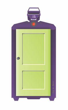 Turquoise Frame Festa - Monstros S.A  sc 1 st  Pinterest & Boou0027s door.. monsteru0027s inc.. girl bedroom.. disney pixar.. digital ...