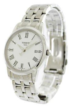 Tissot Classic Dream Men's Watch Tissot Mens Watch, Gold Watch, 18k Gold, Bracelet Watch, Watches For Men, Classic, Singapore, Accessories, Luxury Watches