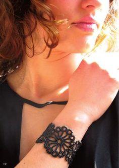 Crochet jewellery - 8