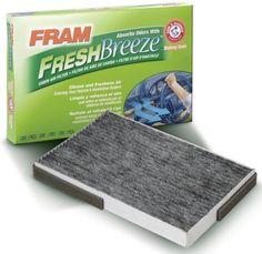 FRAM CF10134 Fresh Breeze Cabin Air Filter http://shorl.com/dryprurefugara