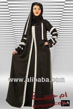 абая самые последние конструкции 2014-Исламская одежда-ID продукта:153096185-russian.alibaba.com