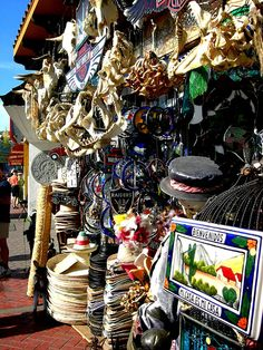 "I learned I wasn't a very good ""haggler"" at the markets in Ensenada, Mexico."