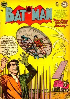 Batman #81 Two-Face