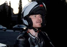 """""""I don't seem to be spending much time in any one place these days,"""" Fassbender says. """"But I find that strangely freeing. I just need to carry a few BOOKS, a MOTOcycle HELMET, and I'm ready to go."""" Yahoo interview. -- Photo during the Sarajevo Film Festival, in Dubrovnik, 2011. Clic 2X for more."""