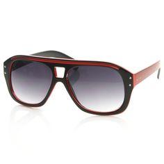European Retro Sports GQ Fashion Mens Aviator Sunglasses 8586