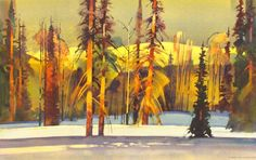 A Talk with Stephen Quiller - Watercolor Tell All - ArtistDaily