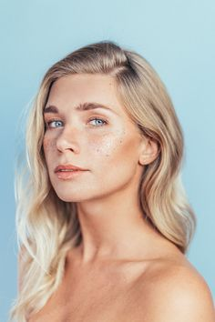 Mr. Kate - Colorful Freckles Beauty Shoot and Lookbook!