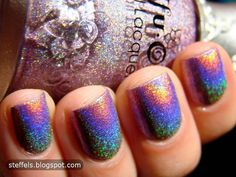 Nfu Oh 64 holographic polish - Anyone know where you can get this brand in the U.S.??