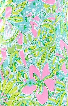 Lilly Pulitzer Coconut Jungle Print #coconutjungle