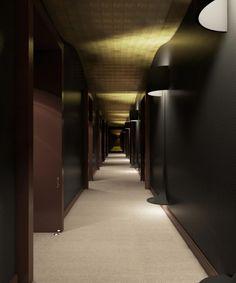 corredor monument hotel en barcelona diariodesign