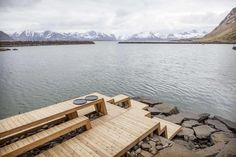 Gestalten | Architects Create a Multi-Purpose Seafront Cottage in Norway