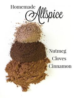 Allspice is a staple in our pantry. You'll find it in our Pumpkin Pie Spice, cookies, cakes and anything with a Jamaican twist. Homemade Spice Blends, Homemade Spices, Homemade Seasonings, Spice Mixes, Sauces, Pumpkin Sheet Cake, Spices And Herbs, Seasoning Mixes, Spice Things Up