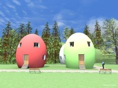 1000 images about ball houses and egg houses on pinterest for Architectural concepts pensacola florida
