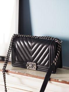 179959c0ccb7 Chanel boy bag. Luxury handbag inspiration. Chanel handbag collection of  dreams!  labelsforlunch