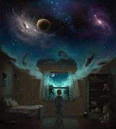 """""""The stronger the imagination, the less imaginary the results."""" ― Robert Moss The Three """"Only"""" Things: Tapping the Power of Dreams, Coincidence, and Imagination http://amzn.to/1rCy0BG Image Credit:..."""