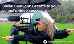 Social Spotlight: Secrets to your school's video success