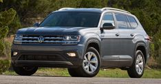 2018 VW Atlas Models Get Price Bump #Prices #Reports