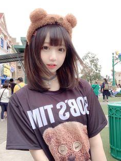 🐈可愛い娘🐈❄️かわいい🍬kawaii❄️ Asian Cute, Cute Asian Girls, Beautiful Asian Girls, School Girl Japan, Japan Girl, Real Yami, Hot Girls, Cute Princess, Cute Japanese Girl
