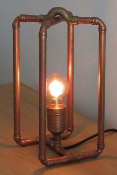Luminária Lampião XXI - Descobre Design