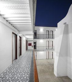 Residencia para Estudiantes,© Fernando Guerra | FG+SG