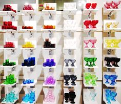I love this shop!  Arabia factory shop   Helsinki,Finland