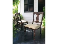 Paula Deen by Universal Dining Room Paula's Dining Chair - Kittle's Furniture