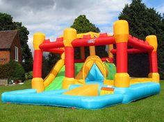 Intex Fantasy Castle play center piscine pataugeoire piscine toboggan aquatique