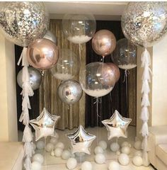 Newest Free Birthday Balloons Thoughts birthdays are massive events wit. - Newest Free Birthday Balloons Thoughts birthdays are massive events with properties and yo - 18 Birthday Party Decorations, 40th Birthday Balloons, Wedding Decorations, Birthday Parties, Decorations With Balloons, Diy Birthday, 18th Birthday Decor, 21st Balloons, Disco Theme Parties