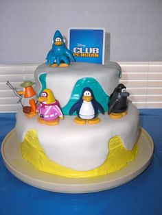 "Photo 10 of 13: Club Penguin / Birthday ""Club Penguin - 8th Bday"" 