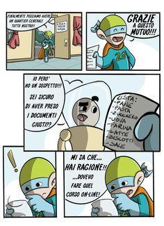 E tu che consumatore sei? Nella vignetta di oggi Mister 2.0 ha fatto un pò di confusione...#mutui